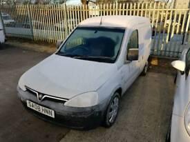Vauxhall Combo Van 5 seats crew van kombi 1 year mot