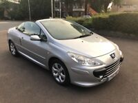 2007 PEUGEOT 307 SPORT 1.6 CC 103.000K IMMACULATE CONDITION