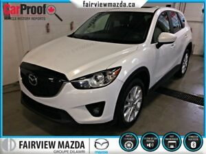 2014 Mazda CX-5 GT AWD CUIR TOIT OUVRANT