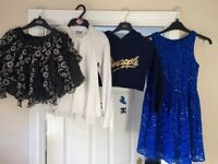 Girls Ralph Lauren dress and other clothes aged 9-11