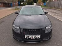 2008 Audi S3 Hatchback 2.0 TFSI TURBO Quattro 3dr In immaculate condition with full service history