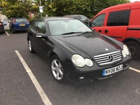 Mercedes C180 1,8 Petrol, Auto, 96k miles, TOP CONDITION