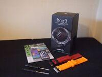 Garmin Fenix 3 GPS Sport smart watch Black
