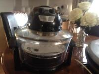 Halogen oven and