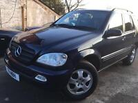 Mercedes-Benz M Class 2.7 ML270 CDI Inspiration 5dr 7 SEATERS