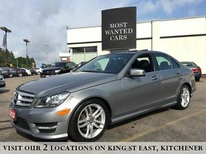2013 Mercedes-Benz C-Class C300 / NO ACCIDENTS / 4MATIC