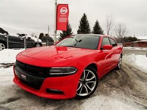 2015 Dodge Charger R/T + CRUISE ADAPTATIF + MOINS CHER AU CANADA