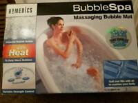 HoMedics Spa Bathmat Bubble Massager BMAT-1 ( COLLECT ONLY )