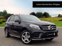 Mercedes-Benz GLE Class GLE 250 D 4MATIC AMG LINE PREMIUM (black) 2016-09-01