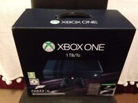 Microsoft Xbox One Forza Motorsport 6 Limited Edition Blue Console Brand New!