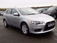 2011 mitsubshi lancer 2.0 diesel GS2 with only 54000 miles, motd march 2018 FSH