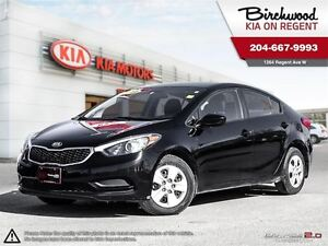 2014 Kia Forte LX *ACCIDENT FREE/ BEST PRICE IN MANITOBA!*