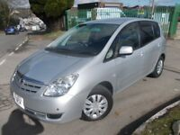 TOYOTA SPACIO 2004 G EDITION 1.5 PETROL DISABILITY ADAPTED VEHICLE