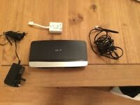 BT home hub 4 in good condition.