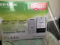 Tp-link av500 powerline and wifi extender