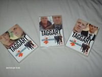 TAGGART DVDs (3 off )