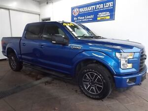 2015 Ford F-150 XLT FX4 4X4 LEATHER SUPERCREW CAB 5.0L Kitchener / Waterloo Kitchener Area image 1