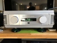 MUSICAL FIDELITY NU-VISTA 800 in as new condition