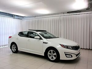 2015 Kia Optima GDI LX with SUNROOF!