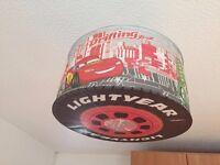 Disney Cars Lamp shade, kids bedroom