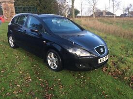 L👁👁K 2008 LEON SPORT WITH 140K AND MOTED TO MARCH ALSO HAS SERVICE HISTORY REAL NICE EXAMPLE £2950