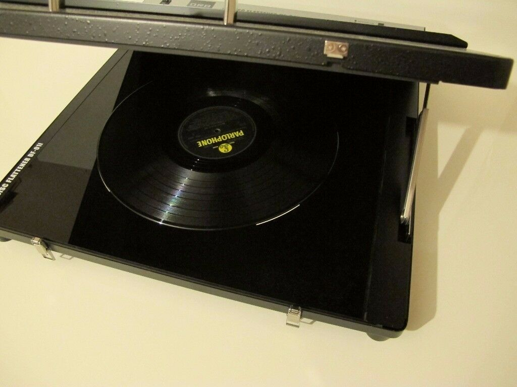ORB DF-01I HIGH-END AUDIO VINYL RECORD LP DISC FLATTENER / WARP CORRECTION BNIB