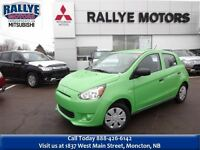 2015 Mitsubishi Mirage MIRAGE ES OWN FROM $28 Wkly It's a Yaris