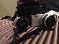 Nikon 1 like new with extra lens