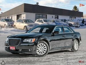 2014 Chrysler 300 Touring,TOUCHSCREEN MEDIA,DUAL CLIMATE,USB
