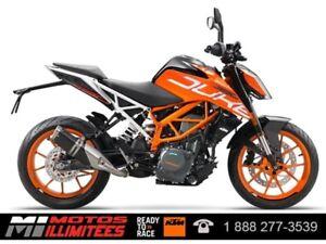 2018 KTM 390 Duke  ABS PDSF 6649$ REDUIT 6249$