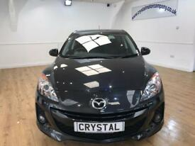 MAZDA 3 1.6 VENTURE EDITION 5d 103 BHP HEATED SEATS+AUX+ 6 (black) 2013