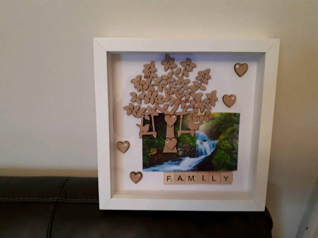 FAMILY TREE BOX FRAMES