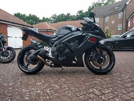 K6 GSXR750, 2 owners, FSH, 11500 miles. Only used during summer & never ridden in the rain.