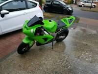 Kawasaki 636 trackbike