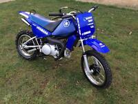 PW80 Clone. Jiashe 80PY kids Dirt Bike 80cc Semi-Auto 2stroke