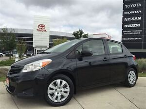 2012 Toyota Yaris LE 1 OWNER TOYOTA CERTIFIED