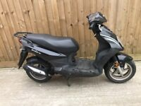 Sym Symply 50cc 2011 scooter moped