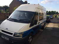 Ford Transit 2.4d Quick Sale