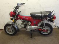 DX90 MONKEY BIKE FOR SALE ** ROAD LEGAL** LAST ONE LEFT
