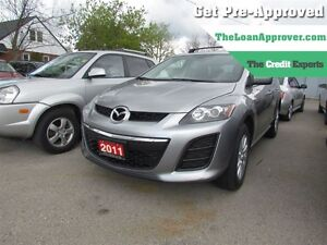 2011 Mazda CX-7 GX * CAR LOANS FOR ALL CREDIT