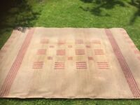 M & S rug