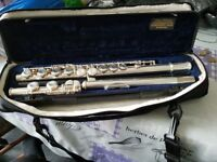 Beginners flute in excellent condition