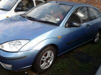 FORD FOCUS 2002 AUTO 1.6 PETROL**BREAKING**