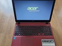 "Acer Aspire E615 15.6"" Screen Laptop, Intel Pentium N3770 1.60GHZ Processor, 8GB RAM, 1TB HDD."