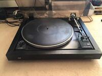 Dual 505-3 Audiophile Concept turntable