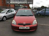 Toyota Yaris 1.0 VVT-i Colour Collection 5dr WARRANTED MILEAGE,