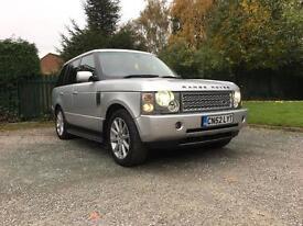 Land Rover Range Rover vogue full history