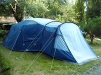 Vango ASPEN 700 DLX Family tent