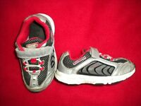 Boy's Clarks trainers size 7F