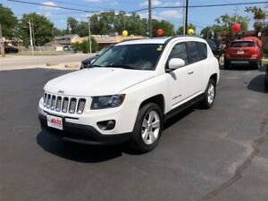 2014 Jeep Compass North- SUNROOF, HEATED FRONT SEATS